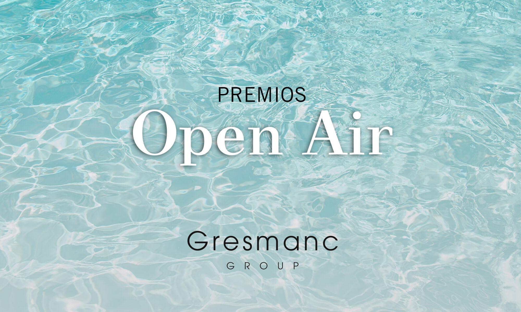 Premios Open Air